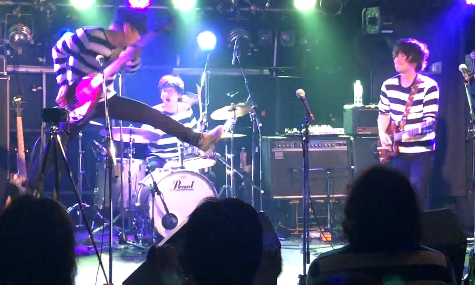 喝!タルイバンド Live02