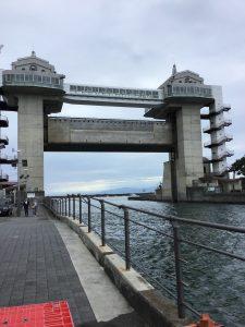 展望水門『びゅうお』